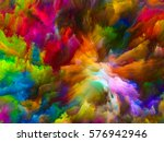 color explosion series.... | Shutterstock . vector #576942946