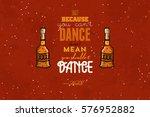 vintage typography vector... | Shutterstock .eps vector #576952882