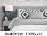 graphic pattern and grey shade...   Shutterstock . vector #576982138