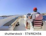 Motorboat Boating Fast Motor Boat - Fine Art prints
