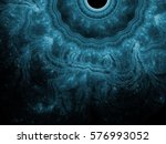 abstract fractal background.... | Shutterstock . vector #576993052