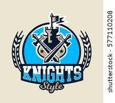 Colorful Logo  Emblem Of An...