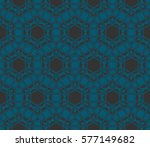 abstract repeat backdrop.... | Shutterstock .eps vector #577149682