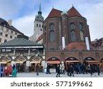 munich   february 9  2017 ...   Shutterstock . vector #577199662