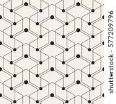 seamless pattern   modern... | Shutterstock .eps vector #577209796