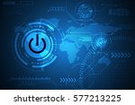 vector abstract background... | Shutterstock .eps vector #577213225