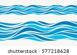 marine seamless pattern with... | Shutterstock .eps vector #577218628