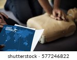 medical health care first aid | Shutterstock . vector #577246822