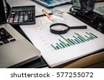 business finance  accounting ... | Shutterstock . vector #577255072