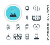 vector illustration of 12... | Shutterstock .eps vector #577270996