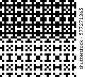 vector seamless pattern.... | Shutterstock .eps vector #577271365