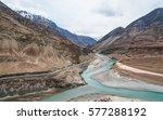 ladakh india   Shutterstock . vector #577288192