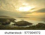 coast of arteixo  la coruna ...   Shutterstock . vector #577304572