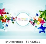 eps10 illustration | Shutterstock .eps vector #57732613