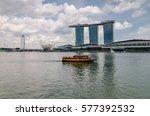 Marina Bay  Singapore  Feb 2 ...