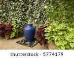 Garden Water Feature  Using A...