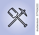 tool icon | Shutterstock .eps vector #577426222