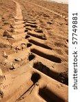 Industrial Tractor Footprint O...