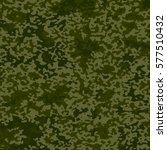 military camouflage pattern.... | Shutterstock .eps vector #577510432