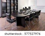 bussiness room   training room... | Shutterstock . vector #577527976