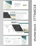 social media and email headers...