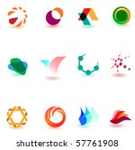 set of different icons for your ... | Shutterstock .eps vector #57761908