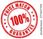 price match guarantee business... | Shutterstock .eps vector #577657705