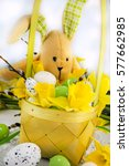 easter decoration. | Shutterstock . vector #577662985