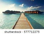 Water Bungalows Resort At...
