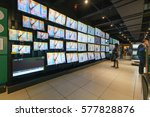 new york   jan 23  lcd tv show... | Shutterstock . vector #577828876