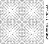 geometric light silver abstract ... | Shutterstock .eps vector #577840666