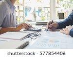 business concept. business... | Shutterstock . vector #577854406