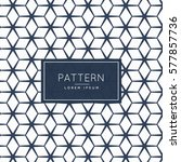 minimal pattern background | Shutterstock .eps vector #577857736