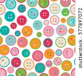 vector seamless pattern  simple ... | Shutterstock .eps vector #577897072