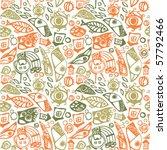 abstract seamless pattern.... | Shutterstock .eps vector #57792466