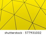 abstract futuristic background... | Shutterstock . vector #577931032