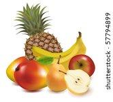 photo realistic vector... | Shutterstock .eps vector #57794899
