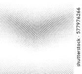 grunge halftone background.... | Shutterstock .eps vector #577976266