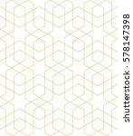islamic geometric seamless...   Shutterstock .eps vector #578147398
