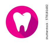 tooth | Shutterstock .eps vector #578181682