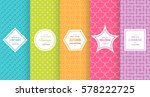 Cute Bright Seamless Pattern...