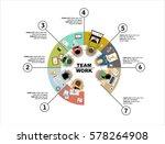 flat design illustration... | Shutterstock .eps vector #578264908
