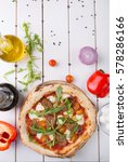 Whole Neapolitan Pizza With...