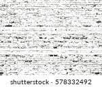distressed overlay texture of... | Shutterstock .eps vector #578332492