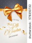 festive greeting card or flyer... | Shutterstock .eps vector #578350732