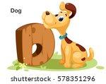 wooden textured bold font... | Shutterstock .eps vector #578351296
