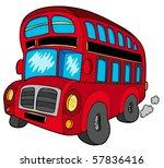 Doubledecker Bus   Vector...