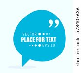 abstract concept vector empty... | Shutterstock .eps vector #578407636