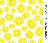 abstract lemon background | Shutterstock .eps vector #578428768