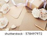 Envelope Or Letter  Gift  Pape...